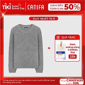 Áo len nữ 6TE19W024 Canifa