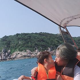 Tour Cù Lao Chàm 1 ngày đón cảng Cửa Đại