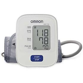 Máy đo huyết áp Omron Hem 7120 + Máy đo đường huyết Safe Accu