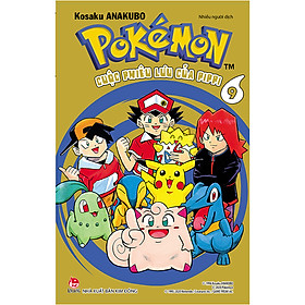 Pokémon - Cuộc Phiêu Lưu Của Pippi - Tập 9