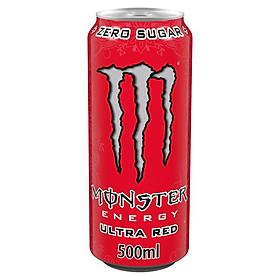 Combo 3 lon Nước tăng lực Monster 473ml (Hàng Mỹ) - Nhiều vị