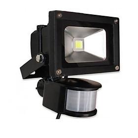 Đèn pha bóng led cảm ứng ngoài trời 10W