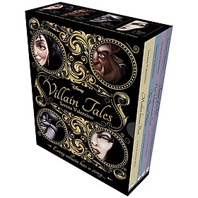 Disney Villain Slipcase Set Villain Tale