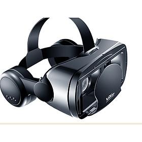 Kính thực tế ảo Plus 2020 thấu kính bluelens, tai nghe kèm theo ( Hàng nhập khảu)
