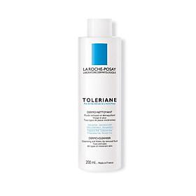 Sữa Rửa Mặt Tẩy Trang Toleriane Dermo La Roche Posay 200ml
