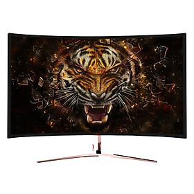 Hình đại diện sản phẩm Màn Hình Cong HKC G4Plus 23.6 inch 144Hz Hỗ Trợ Cổng HDMI/DP/DVI
