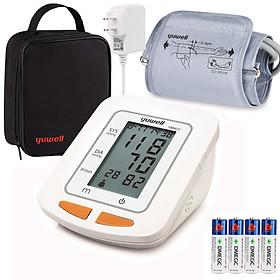 Máy đo huyết áp điện tử bắp tay chính hãng YUWELL 660C