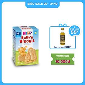 Biểu đồ lịch sử biến động giá bán Bánh quy ăn dặm HiPP Organic 150g