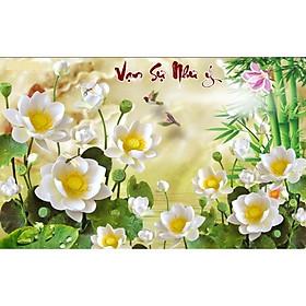 Tranh Treo Hoa Sen - HS006