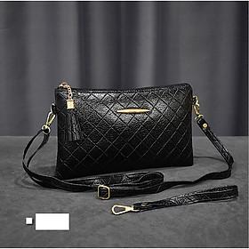 Túi đeo chéo nữ, Túi chất liệu da mềm cao cấp, dây đeo chéo  TDC005