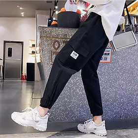 IELGY Ins Korean version of loose women's overalls casual pants