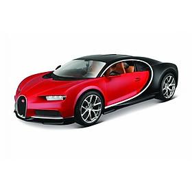 Đồ chơi mô hình MAISTO lắp ráp Bugatti Chiron tỉ lệ 1:24 39514/MT39900