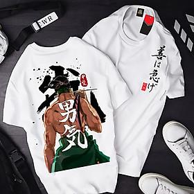 Áo thun One Piece Zoro T11 mẫu mới cực đẹp, có size bé cho trẻ em / áo thun Anime Manga Unisex Nam Nữ, áo phông thiết kế cổ tròn basic cộc tay thoáng mát