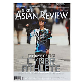 Nikkei Asian Review: The Rise Of The Cyber Athlete - 11