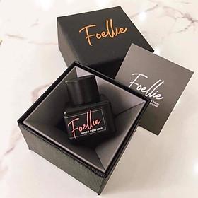 Nước hoa vùng kín Foellie Eau De Innerb Perfume Hàn Quốc 5ml + Tặng kèm 1 mặt nạ sủi bọt Su:m 37 Đen