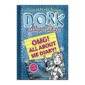 Dork Diaries OMG! All about Me Diary!