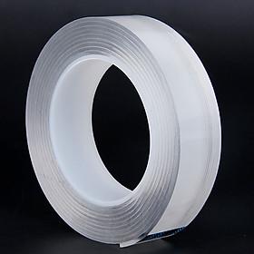 Băng Keo Nano 2 Mặt Siêu Dính Cường Lực (Dày 2mm)