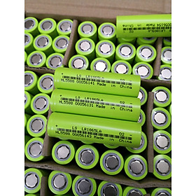 Cell Pin 18650 LS Xanh  2000mAh  - Pin LS Sử Dụng Cho Máy Khoan,Pin Sạc Dự Phòng