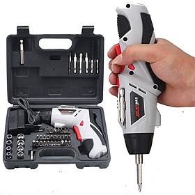 4.8V Electric Screwdriver Multifunctional Rechargeable Hand Drill Electric Screwdriver Set Electric Tools