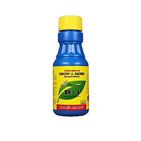 02 chai Phân bón Grow More Vitamin B1 Start Kích rễ Đâm chồi - Mỹ Chai 100ml