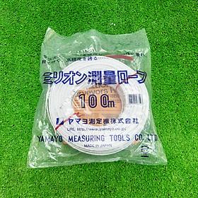Thước đo độ sâu giếng khoan/Thước cuộn sợi thủy tinh Yamayo MSR100
