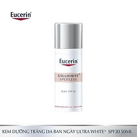 Kem dưỡng trắng da ban ngày Eucerin UltraWHITE+ SPOTLESS Day SPF30 (50ml)