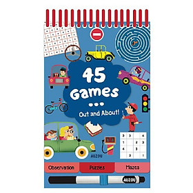 45 GAMES… Out And About
