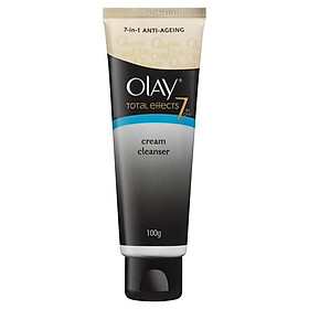 Olay Total Effects Cream Cleanser 100g
