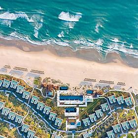 Alma Resort 5* Cam Ranh - Căn Hộ, Villa Hướng Biển, Buffet Sáng, Tặng Thêm Bữa Ăn, Hồ Bơi, Công Viên Nước, Nhiều Tiện Ích Giải Trí Hấp Dẫn