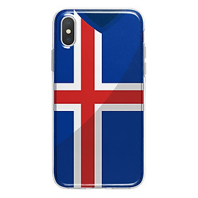 Ốp Lưng Mika Cho iPhone X ICELAND-C-IPX