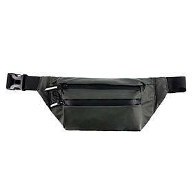 Túi đeo bụng đeo chéo chạy bộ da cao cấp YIPINU YQM1