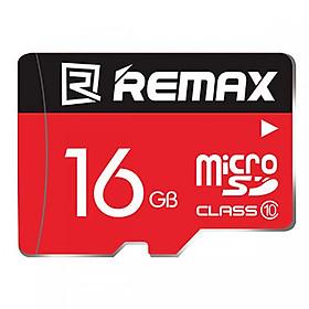 Thẻ Nhớ Remax 16GB - Hàng chính hãng