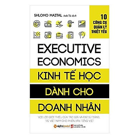 Sách - Kinh tế học dành cho doanh nhân