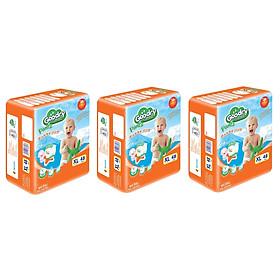 3 Gói Tã Quần Goodry Bé Yêu XL48