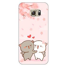 Hình đại diện sản phẩm Ốp lưng dẻo cho điện thoại Samsung Galaxy S7 Edge _0509 LOVELY05 - Hàng Chính Hãng