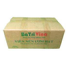 Thùng 1000 Viên nén ươm hạt - Viên nén xơ dừa BATRIVINA