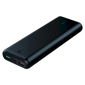 Pin Sạc Dự Phòng Tích Hợp Cổng USB Type-C In/Out Hỗ Trợ Power Delivery PD Và Sạc Nhanh QC 3.0 Aukey PB-XD20 20100mAh  - Hàng Chính Hãng