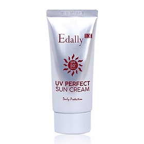 Kem Chống Nắng Edally Ex Uv Perfect Sun Cream SPF50+Pa+++ 60ml