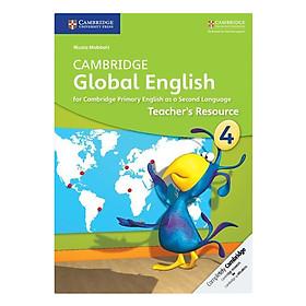 Cambridge Global English Stage 4: Teacher Resource Book
