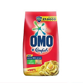 Bột Giặt OMO Comfort Tinh Dầu Thơm (2.7kg)