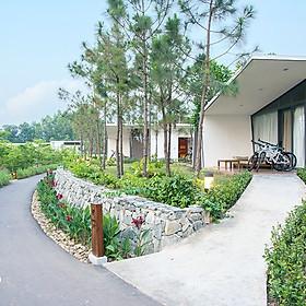 [2N1Đ] Flamingo Đại Lải Resort 5* - Ăn 02 Bữa, Áp Dụng Khu Villa, Giá Tốt Mùa Hè