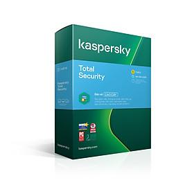 Phần mềm Kaspersky Total Security chính hãng