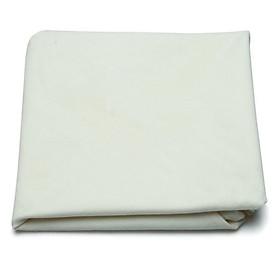 Combo 5 Cái Khăn Ăn White Canvas Napkin 45x45cm (Trắng)