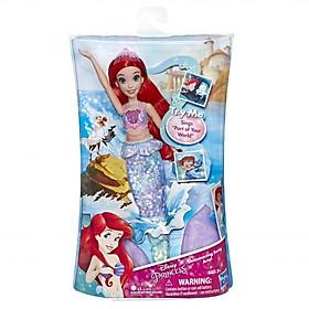 Công chúa Ariel biết hát DISNEY PRINCESS E4638/E3046