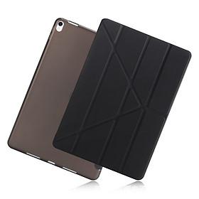 Bao Da Cover Cho Apple Ipad Pro 10.5 / Air 3 10.5 2019 Hỗ Trợ Smart Cover Gấp Chéo