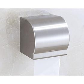 Hộp đựng giấy vệ sinh cuộn nhỏ SUS304