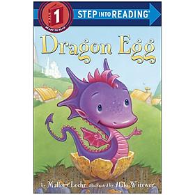 Step into Reading Preschool 1: Dragon Egg