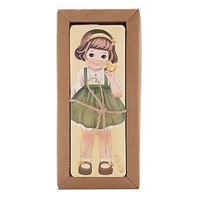 Bộ 30 Bookmark Đánh Dấu Sách - Little Girls