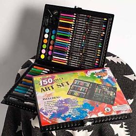 Set bộ bút màu cho bé 150 chi tiết