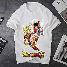 Áo thun Nam Nữ Không cổ 2 MAIN SOLO KÈO MSOP-30 mẫu mới cực đẹp, có size bé cho trẻ em / áo thun Anime Manga Unisex Nam Nữ, áo phông thiết kế cổ tròn basic cộc tay thoáng mát